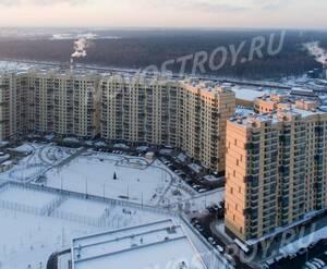 ЖК «Новое Медведково»: ход строительства корпуса №26,28,29