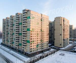 ЖК «Новое Медведково»: ход строительства корпуса №31,32