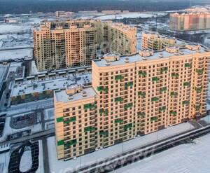 ЖК «Новое Медведково»: ход строительства корпуса №31,32,33,34