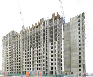 ЖК «Южное Видное»: ход строительства дома №20