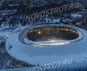 МФК «ВТБ Арена Парк»: из группы застройщика