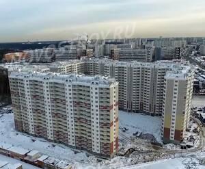 ЖК «Первый Андреевский»: скриншот с видеообзора