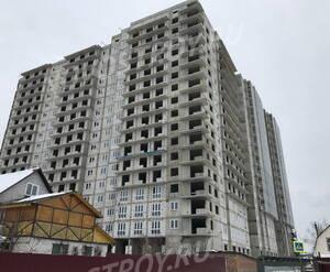 ЖК «Андреевка»: ход строительства секции №1,2