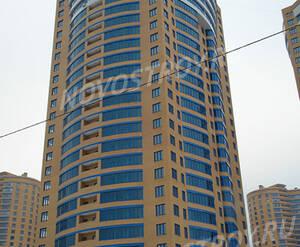 ЖК «в микрорайоне №6А»: ход строительства корпуса №1