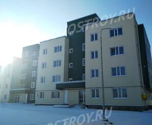 Малоэтажный ЖК «Болтино»: ход строительства корпуса №6