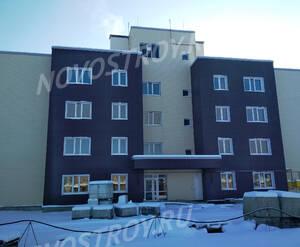 Малоэтажный ЖК «Болтино»: ход строительства корпуса №8