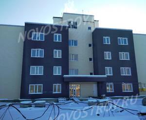 Малоэтажный ЖК «Болтино»: ход строительства корпуса №9