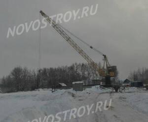 Малоэтажный ЖК «Новое Бисерово 2»: ход строительства