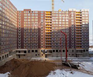 ЖК «Саларьево Парк»: ход строительства корпуса №13.1