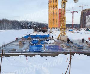 ЖК «Саларьево Парк»: ход строительства корпуса №14.2