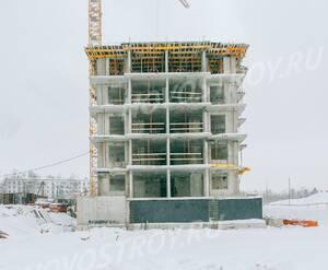 ЖК «Химки 2019»: ход строительства корпуса №4