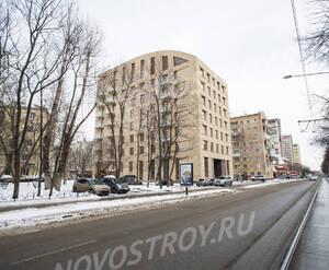 МФК «Клубный дом на Серпуховском Валу»: ход строительства