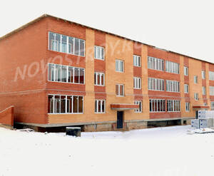 Малоэтажный ЖК «Терра»: ход строительства дома №7