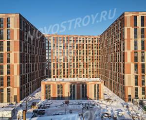 ЖК «ЗИЛАРТ»: ход строительства лота №3