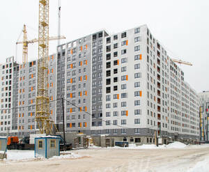 ЖК «Люберецкий»: ход строительства корпуса №3