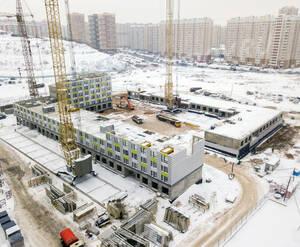 ЖК «Люберецкий»: ход строительства корпуса №4