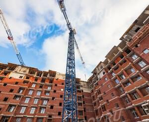 ЖК «Видный город»: ход строительства дома №4