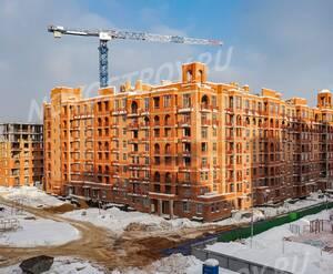 ЖК «Видный город»: ход строительства дома №5