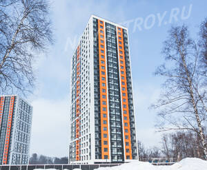 ЖК «Одинцово-1»: ход строительства корпуса №1.16