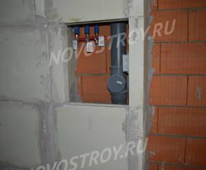 ЖК «Баркли Медовая Долина»: ход строительства корпуса №3 из группы застройщика