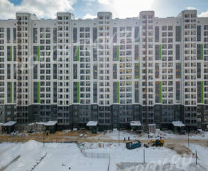 ЖК «Бутово-Парк 2Б»: ход строительства корпуса №29