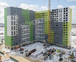 ЖК «Бутово-Парк 2Б»: ход строительства корпуса №31