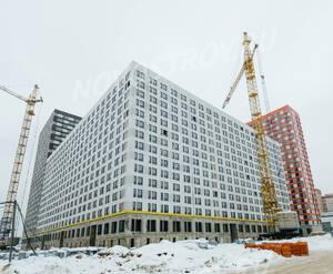 ЖК «Ярославский»: ход строительства корпуса №42.1