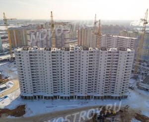 ЖК «Новые Ватутинки» (мкр-н. Центральный): ход строительства корпуса №4.2