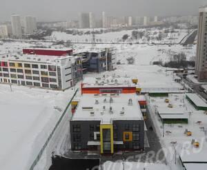 ЖК «Новое Бутово»: ход строительства школы