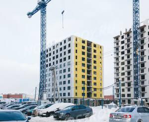 ЖК «Новокуркино»: ход строительства корпуса №1.1