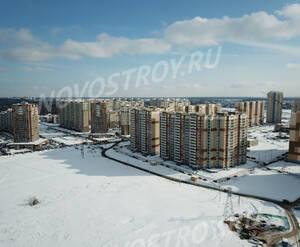 ЖК «Южное Домодедово»: ход строительства квартала №4 из группы дольщиков