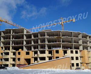 ЖК «Мытищи lite»: ход строительства