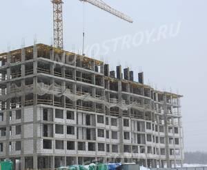 ЖК «Скандинавия»: ход строительства дома №10.2