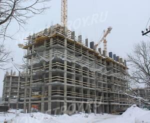 ЖК «Скандинавия»: ход строительства дома №13.2