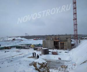 МФК UP-квартал «Скандинавский»: ход строительства корпуса №2