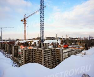 ЖК «Город-событие «Лайково»: ход строительства дома №18