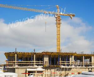 ЖК «Город-событие «Лайково»: ход строительства дома №36