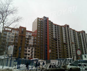 ЖК «Новогиреевский»: ход строительства корпуса №2