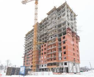 ЖК «Томилино 2018»: ход строительства корпуса №15