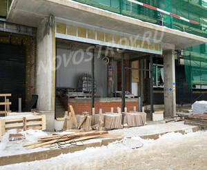 ЖК «Snegiri Eco»: ход строительства 2 очереди, корпус №3