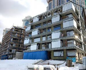 ЖК «Snegiri Eco»: ход строительства 2 очереди, корпус №5