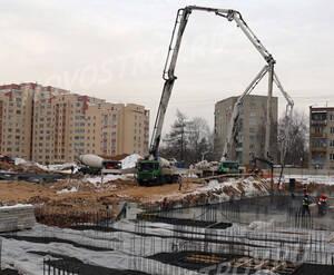 ЖК «Влюберцы»: ход строительства