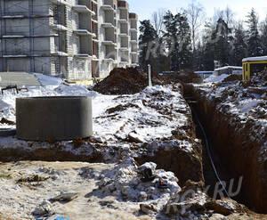 Малоэтажный ЖК «Новый квартал Бекасово»: ход строительства корпуса №1,2,3