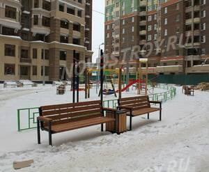 ЖК «Две столицы»: ход строительства корпуса №12,14