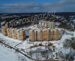 ЖК «Майданово Парк»: ход строительства