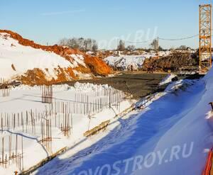 ЖК «Видный город»: ход строительства дома №10