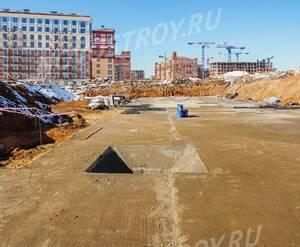 ЖК «Видный город»: ход строительства дома №12