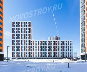 ЖК «Одинцово-1»: ход строительства корпуса №1.12
