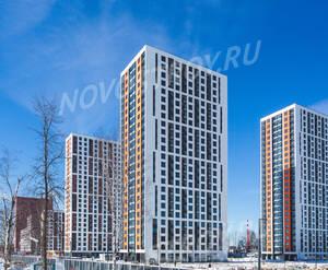 ЖК «Одинцово-1»: ход строительства корпуса №1.15