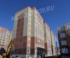 ЖК «Государев дом»: ход строительства корпуса №16